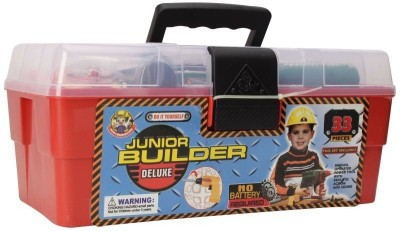 Mayatra's Junior Builder 33 Piece Kids Tool Set