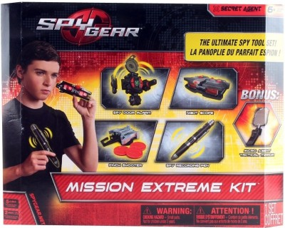 Spin Master Mission Extreme Kit With Night Scope