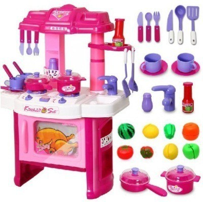 Mayatra's Playing Big Kitchen Cook Set Toy Kids
