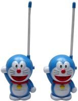 Turban Toys Battery Operate Doremon Walkie Talkie Set