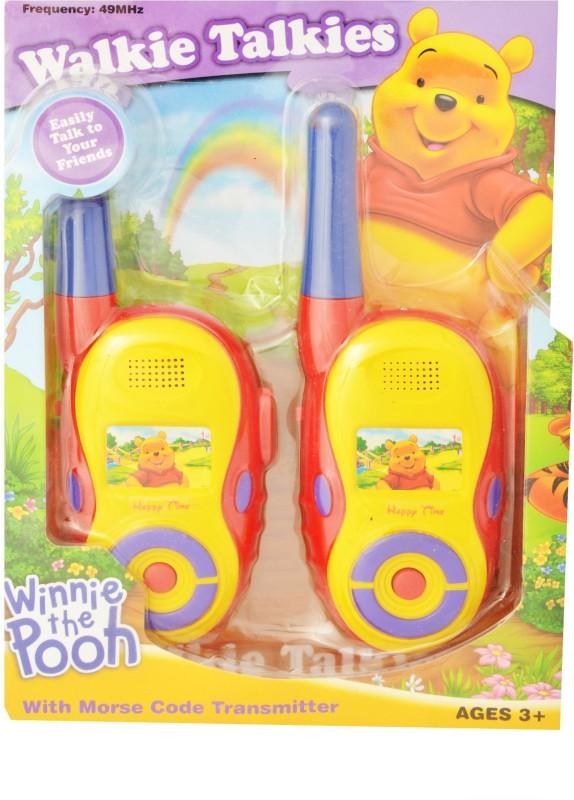Just Toyz Winnie Pooh Walkie Talkie