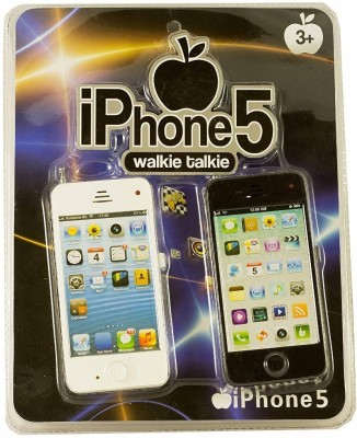 ES-KO Battery Operated Walkie Talkie set for Kids (Iphone 5 Style)