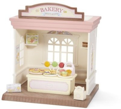 Calico Critters Critters Calico Bakery