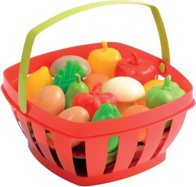 Ecoiffier Fruit & Vegetable Basket