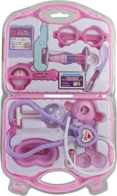 A M Enterprises Pink Doctor Case for kids