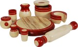 MNC Cooking Set Toy (Red)