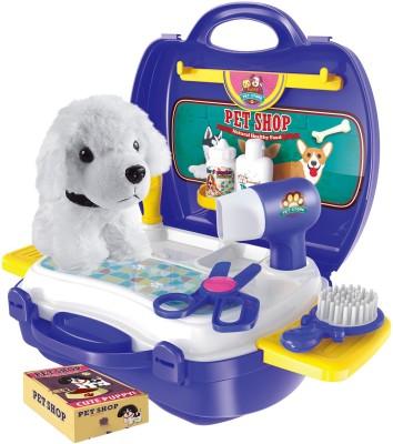 Saffire Pet Store Suitcase Set