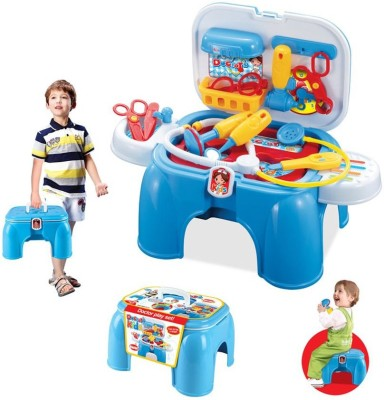 ToysBuggy Kids, Real Action Doctor Set