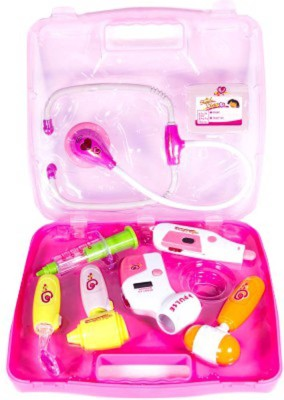 UV Global Electronic Doctor Play Set Medical Box