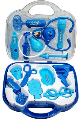 Darling Toys Darling Toys Battery Operated Doctor,S Kit With Light Sound Effects