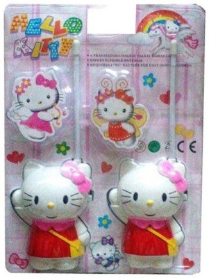 Shop & Shoppee Hello Kitty Walkie Talkie
