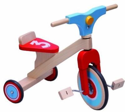 Dushi 3 Wheel Wooden Bike
