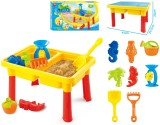Toys Bhoomi 2-in-1 Beach Sand & Water Pl...