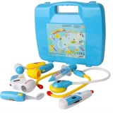 Shrih Kids Doctor Play Set With Light An...