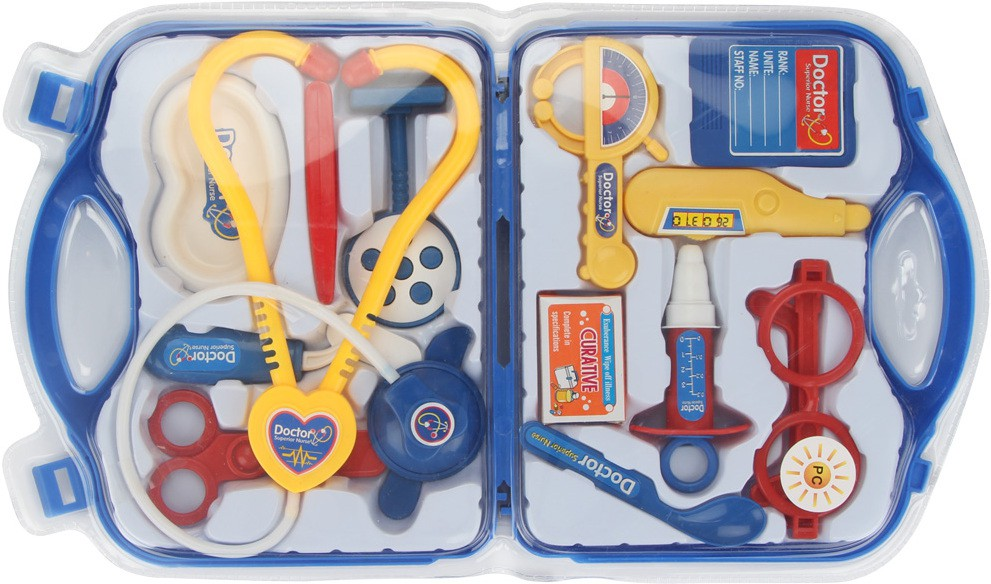Parv Collections Doctor Nurse Set