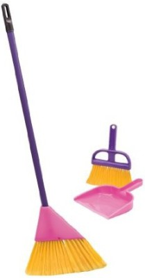 Schylling Pink Little Helper Broom