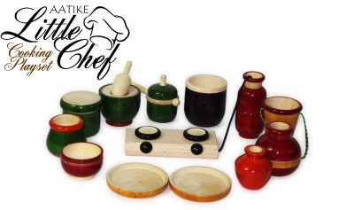 AATIKE Little Chef - Cooking Set