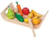 PlanToys Toys Assorted Fruits and Vegeta...
