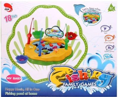 Babeezworld Fishing Family Games