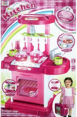 ToysBuggy High Quality Super Kitchen Set