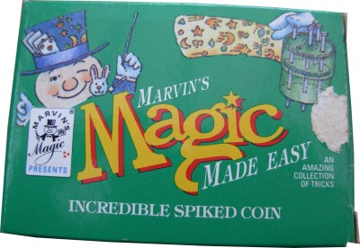 Marvins Magic Incredible Spiked Coin
