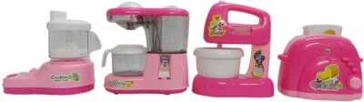 CHINA Household Kitchen Play Set Battery Operated