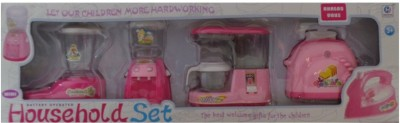 Turban Toys Battery Operated Household Set for Kids