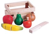 Santoys Wooden Toys Pretend Play Cut & P...