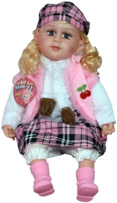 Planet of Toys scottish doll
