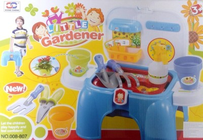 ToysBuggy Kids Real Action Garden Set