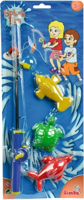 Simba World Of Toys Magnetic Fishing Game Set