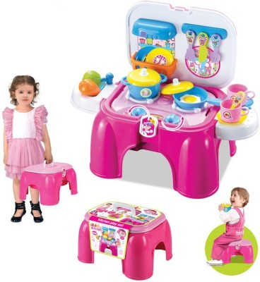 ToysBuggy Kids, Real Action Kitchen Set