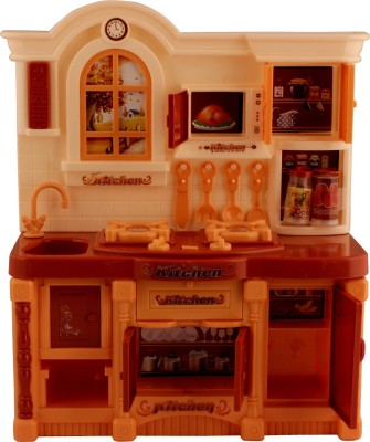 RVOLD Battery Operated Kitchen Play set