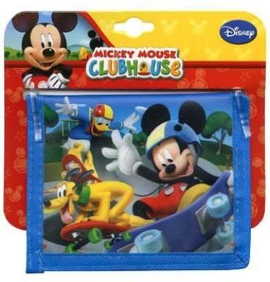 Disney Mickey Mouse Bifold Non-woven Wallet