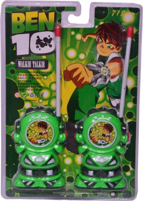 La Shades Walkie Talkie Ben10