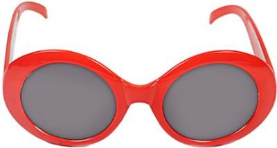 Funcart Red Retro Glasses