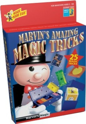 Marvin's Magic Amazing Tricks Collection No. 3
