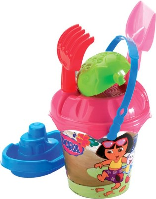 Dora SMALL BUCKET with ACCESSORIES