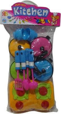 Starmark Mini Kitchen Play Set