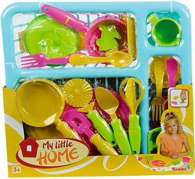 Simba Dishes And Cutlery Set