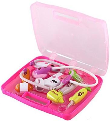 AyaanToys Doctor Set pink