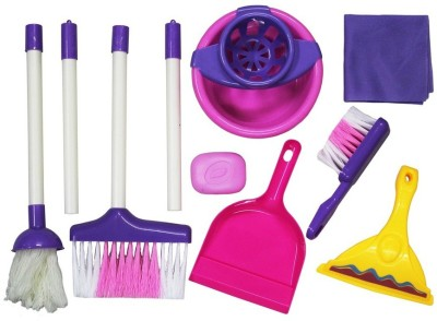 Shopaholic Cleaning kit For kids