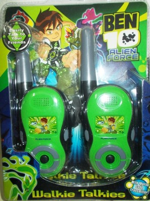 Shop & Shoppee Ben 10 Walkie Talkie For Kids