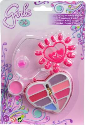 Simba Steffi Love Girls Make-Up Styling Set Heart