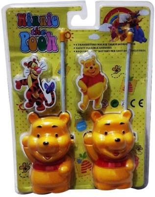 Turban Toys Winnie the Pooh walkie talkie