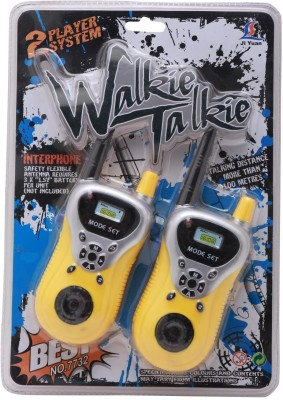 Comfortliving BATTERY OPERATED Walkies Talkie Phone Kids Toys