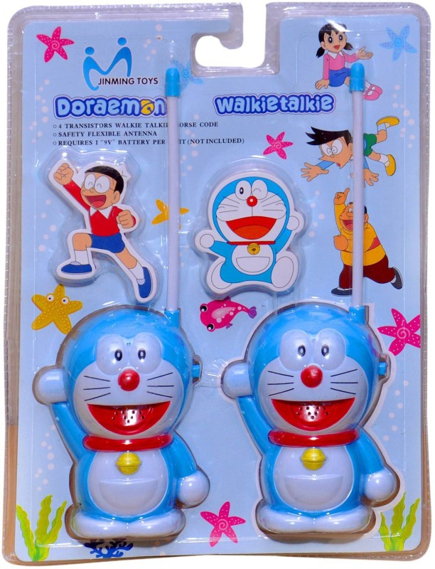 GA Toyz Doraemon Walkie Talkie