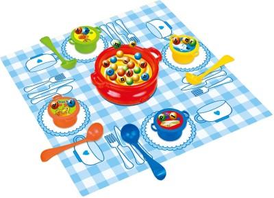 Saffire Family Dinner Set