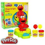 Play-Doh SHAPE AND SPIN ELMO Play Set