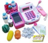 i-gadgets Realistic Cash Register Toy Su...